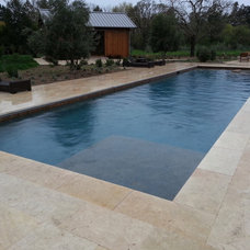 Traditional Hot Tub And Pool Supplies by Classic Pools Inc