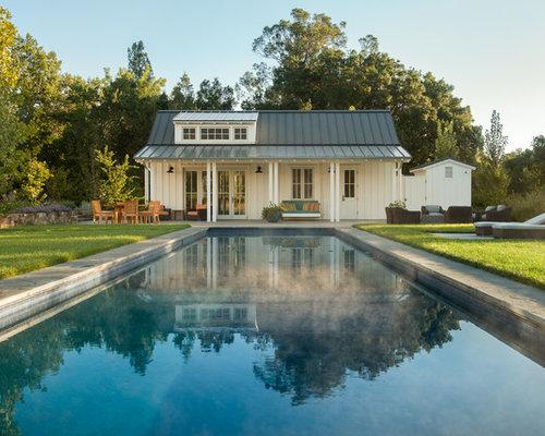 Best Farmhouse Landscape Design Ideas Amp Remodel Pictures