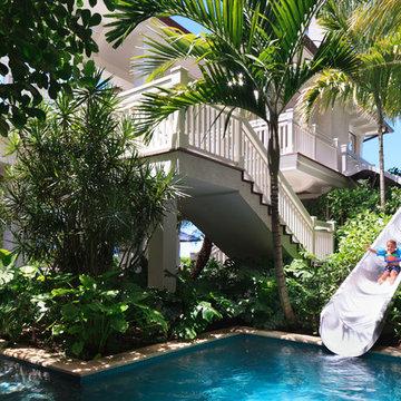 Naples Beachfront Custom Residence