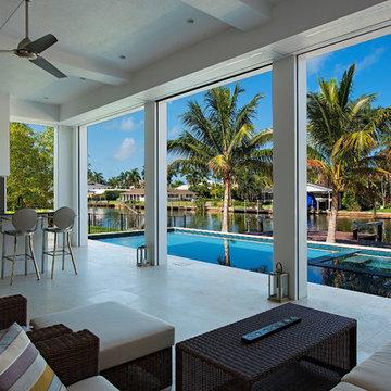 Naples, FL - Custom Waterfront Home