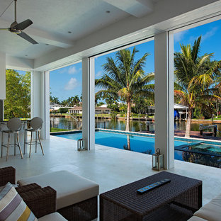 Naples, FL - Custom Waterfront Home