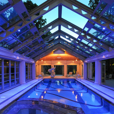 Transitional Pool by Wellen Construction