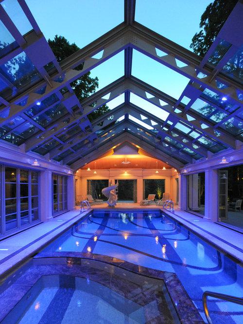 Indoor Swimming Pool Houzz