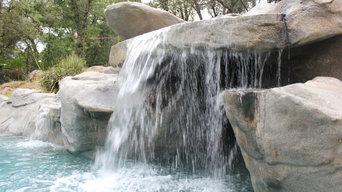 Natural Design Swimming Pool In Auburn