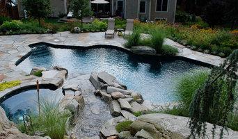 Natural Free Form Pool