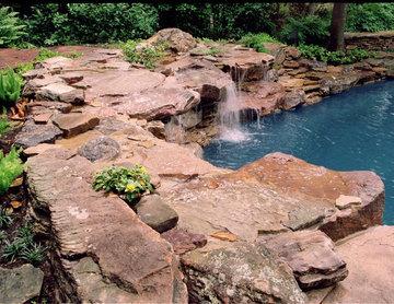 Natural Landscape and Pool Renovation