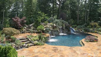 Natural Look Pool & Spa