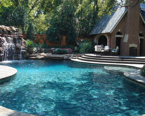 Eclectic Pool Design Ideas Renovations Photos