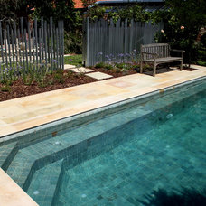 Eclectic Pool by Minke Pools