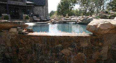 Nashville tn swimming pool spa professionals for Swimming pool builders nashville tn