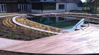 Natural Swimming Pool - Warwickshire
