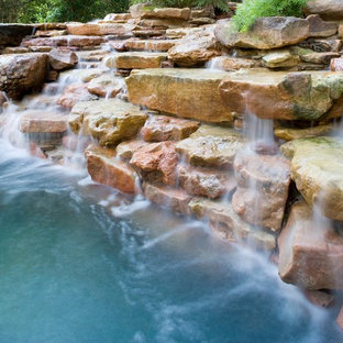 Natural Waterfall & Swimming Pool