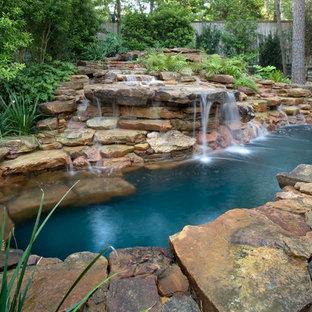 Natural Waterfall & Swimming Pool