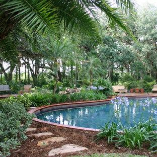 Natural Waterfall & Tropical Gardens