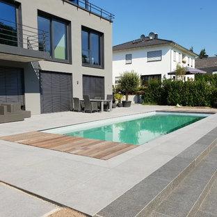 Foto e Idee per Piscine - piscina moderna Francoforte