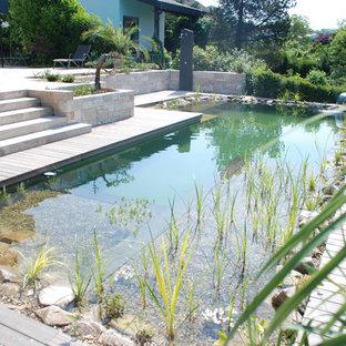 Foto e Idee per Piscine - piscina mediterranea Germania