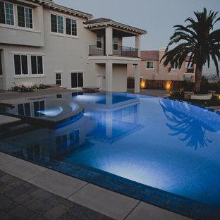 Negative Edge Swimming Pools | Splash Pools & Construction