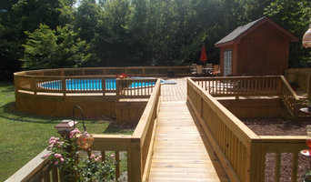 New Above Ground Doughboy Pool