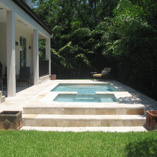Traditional Pool by X3D GROUP LLC