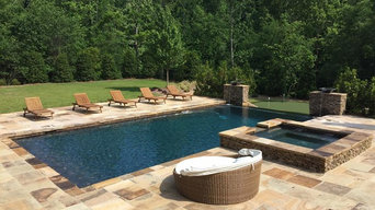 New Gunite Pool