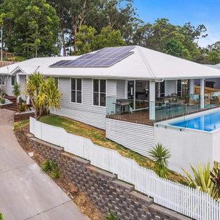 New House & Pool In Woombye