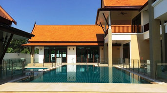 New House Construction at Lakewood Golf Club in Thailand