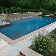 Traditional Pool by Landscape Aesthetics, Inc