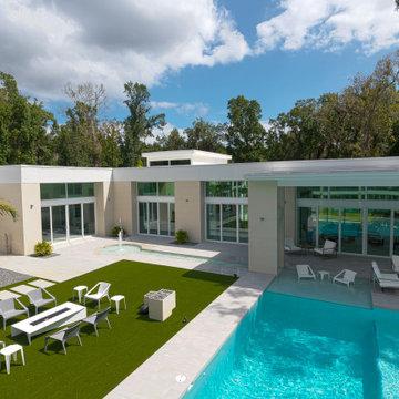 New Modern Home, FL