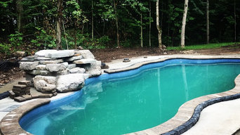 New Pool and Patio