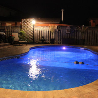 New Pool Project With LIghts