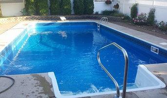 New Swimming Pool Liner