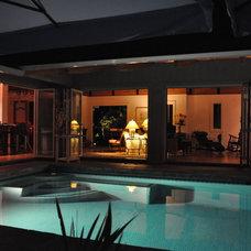 Tropical Pool by Fujita + Netski Architecture, LLC