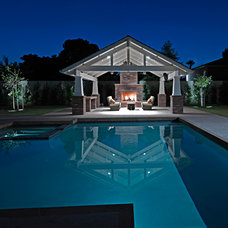Craftsman Pool by Higgins Architects