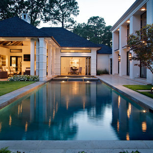 North Louisiana Pool and Cabana