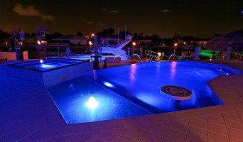 North Palm Beach Custom Pool Renovation