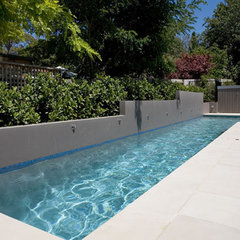 modern pool by Crystal Pools