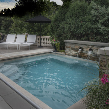 Oakbrook Hydrotherapy Plunge Pool