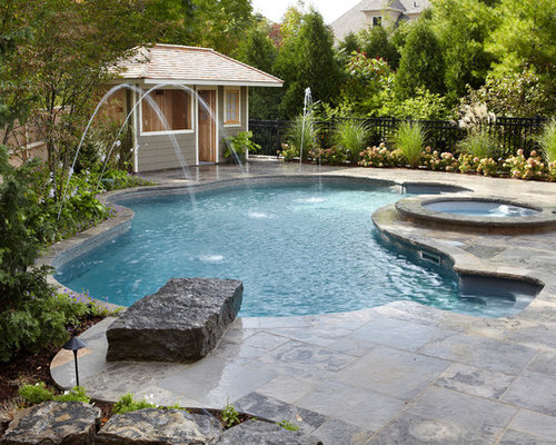 Vinyl liner pool home design ideas pictures remodel and for Vinyl swimming pool