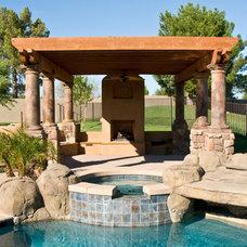 Mediterranean Pool by Design Profile, Inc.