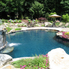 Traditional Pool by Total Pool & Spa LLC