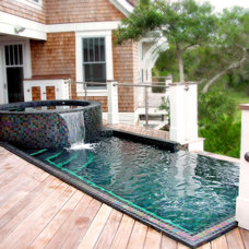 Contemporary Pool by Bradford Products