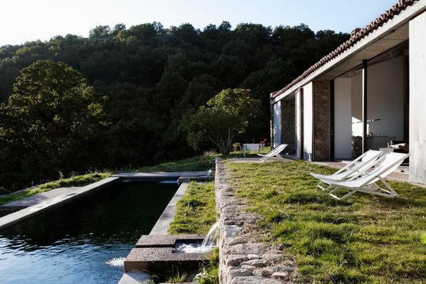 Casa de campo Piscina by ÁBATON