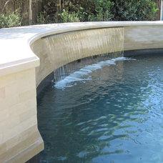 Mediterranean Pool by Ohlenburg Inc