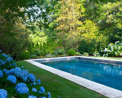 Grass Pool Deck Houzz