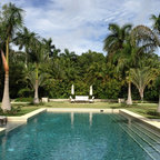 Quot Old Florida Refined Quot By Bell La Tropical Pool Miami