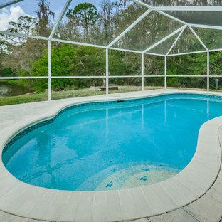 Oldsmar, Florida Pool Remodel