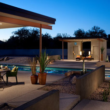 Southwestern Pool by Link Architecture, PC