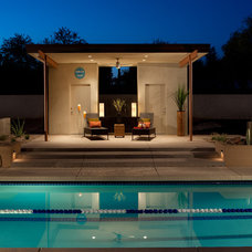 Modern Pool by Link Architecture, PC