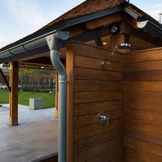 Farmhouse Pool by Lloyd Architects