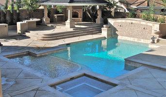 Orange County' s Exciting  Custom Pools